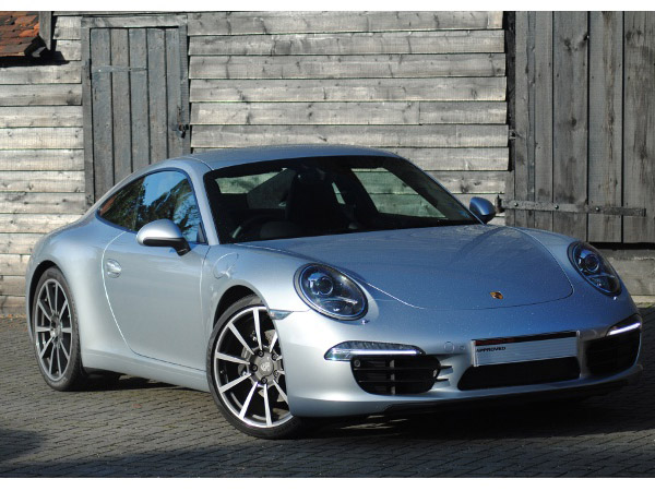 Porsche Centre Tonbridge Homepage