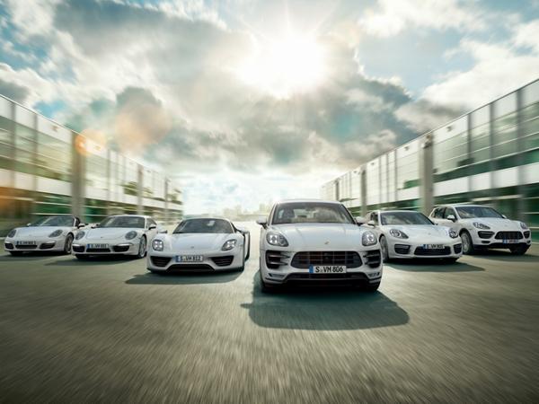 The Motoring World Worldwide Sales July Porsche The