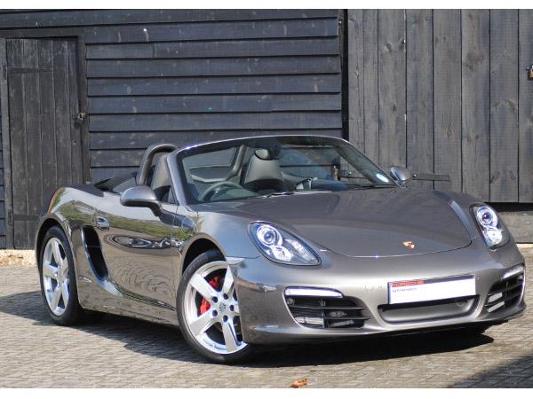 Porsche Centre Tonbridge Homepage